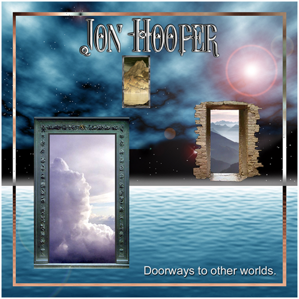 Jon Hooper - Doorways To Other Worlds CD