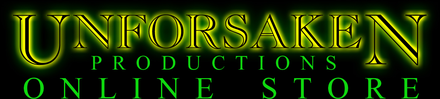 Unforsaken Productions Online Store